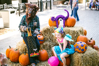 Halloween at The Domain; October 2014